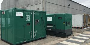 Used Industrial Power Generator