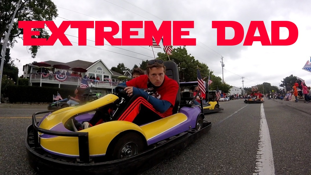 Extreme Dad 4th of July