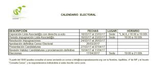 Calendario Electoral (2)