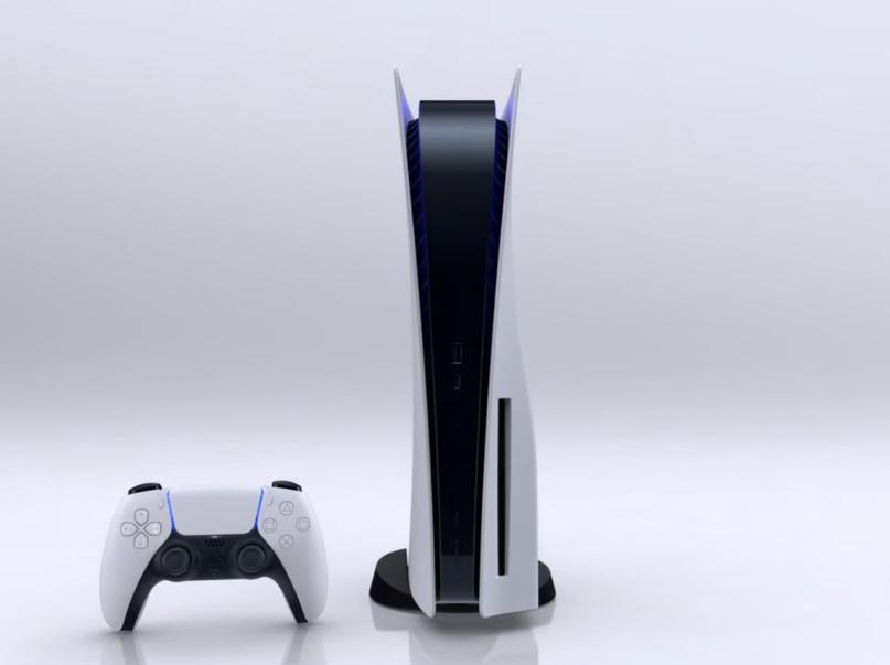 El PS5 será totalmente blanco con vivos en negro