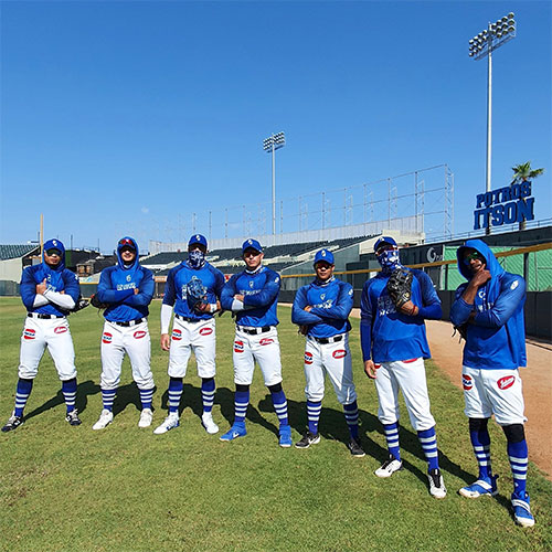 TWITTER @Yaquis_oficial