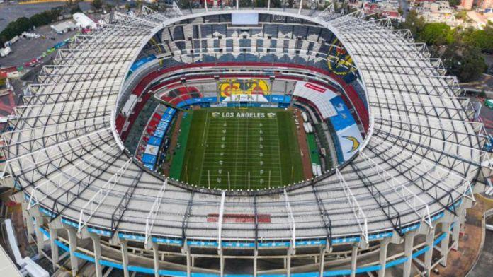 Estadio Azteca: Empresa española podría remodelar parte del recinto  deportivo   RÉCORD