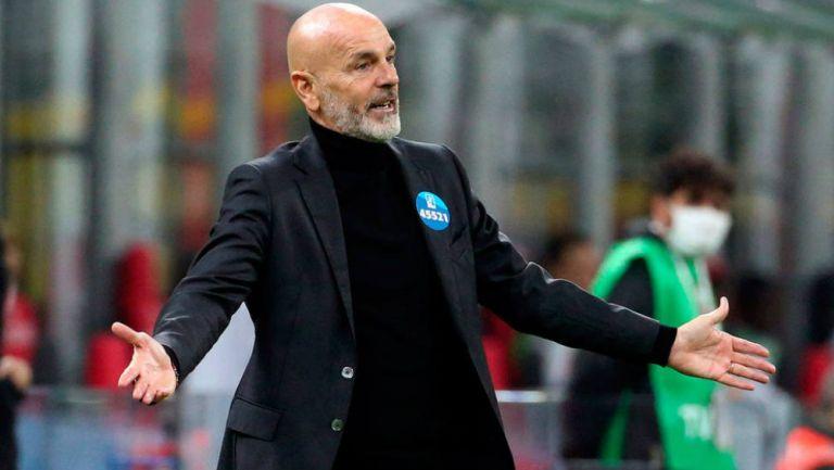Milan: Stefano Pioli dio positivo a Covid-19 | RÉCORD