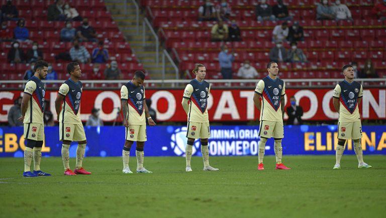América: ¿Cómo le va a las Águilas cuando pierden el partido de ida de  Cuartos de Final? | RÉCORD