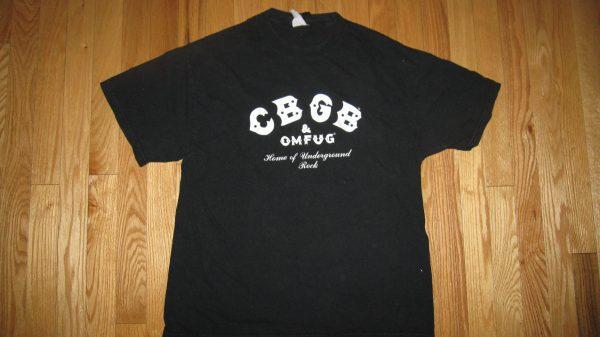 CBGB's T-SHIRT M