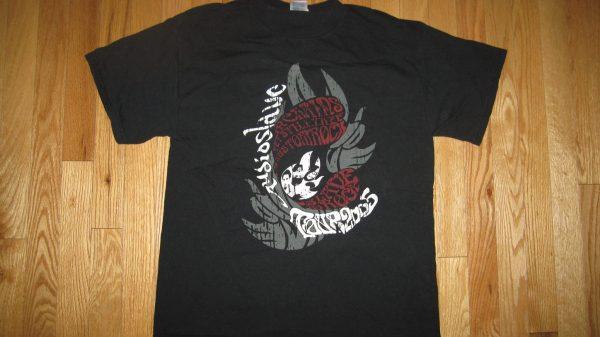 AUDIOSLAVE TOUR 2005 T-SHIRT M