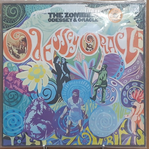 "ZOMBIES, THE - ""Odessey & Oracle"" - SEALED"