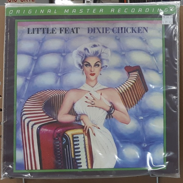 "LITTLE FEET - ""Dixie Chicken"" - VINTAGE SEALED AUDIOPHILE"