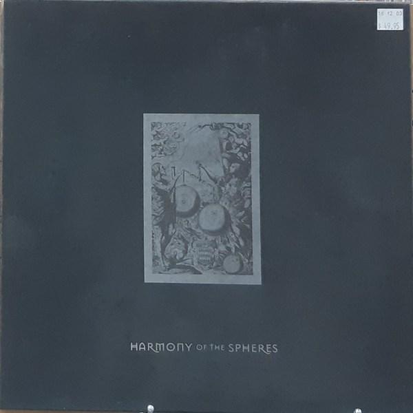 HARMONY OF THE SPHERES - various artists - 3xLP BOX SET, 1997