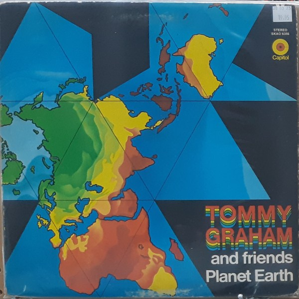 """GRAHAM, TOMMY & FRIENDS - """"Planet Earth"""""""
