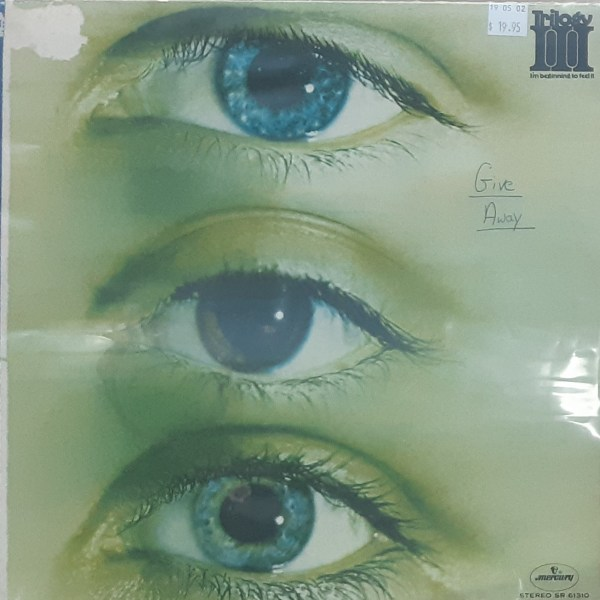 "TRILOGY - ""I'm Beginning to Feel It"" - Vintage LP"