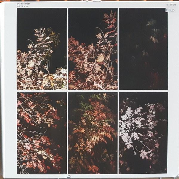 "HENRIKSEN, ARVE - ""Solidification"" - 6xLP, 2xDVD BOX SET"