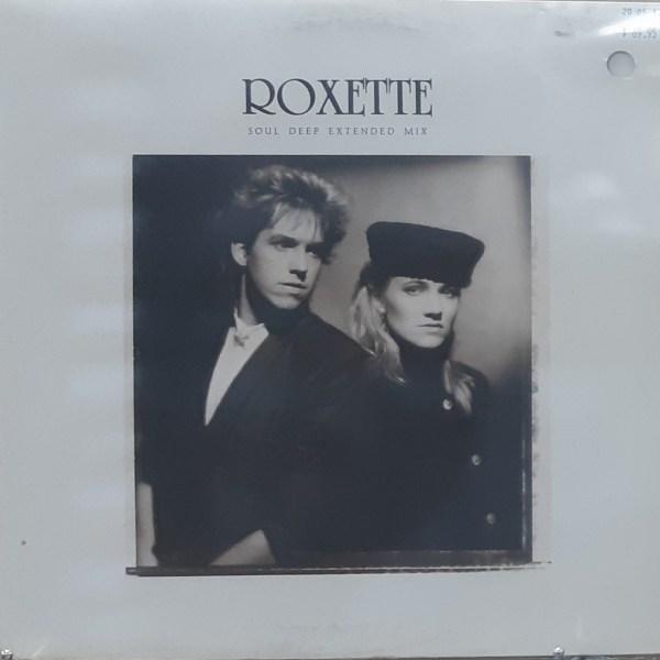 "ROXETTE - ""Soul Deep, Ext. Mix"" - RARE 12"" SINGLE"