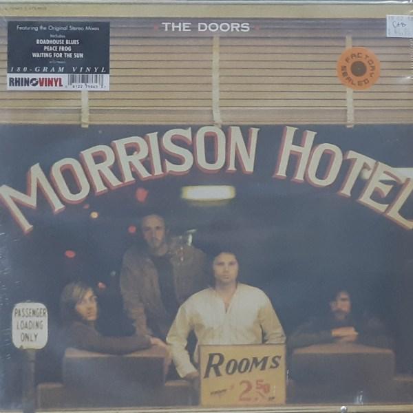 """DOORS, THE - """"Morrison Hotel"""" - SEALED REISSUE"""