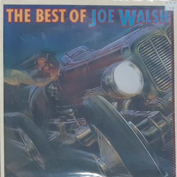 "WALSH, JOE - ""The Best Of"" - Vintage LP"