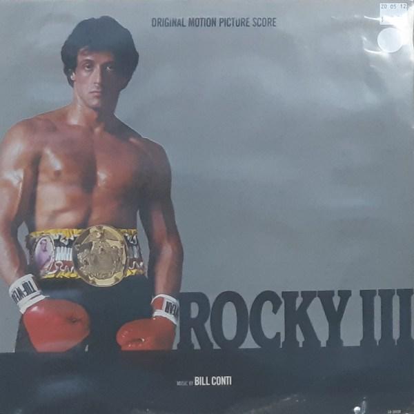 ROCKY 3 - Soundtrack, Various Artists - Vintage LP