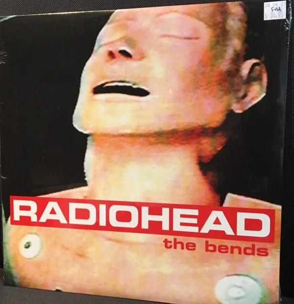 "RADIOHEAD – ""The Bends""  Sealed LP"