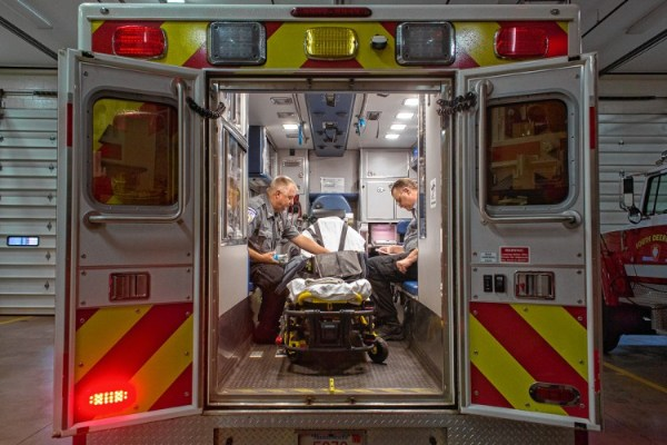 The Recorder - South County EMS towns wary about Board of ...