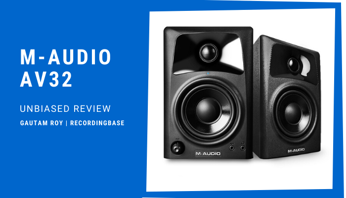 m-audio av32 unbiased review