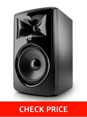 JBL 308P MkII review
