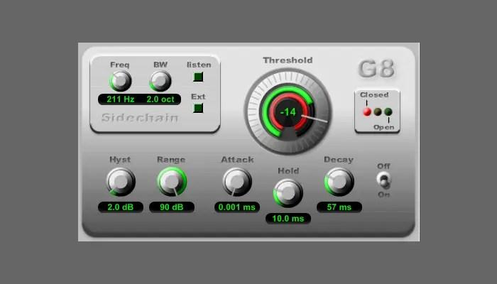 G8 Noise Gate