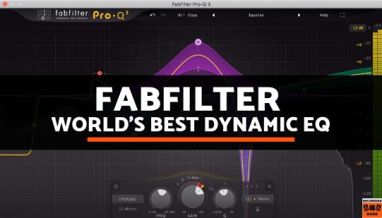 FabFilter Pro Q3.33 Crack