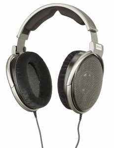 open back headphone