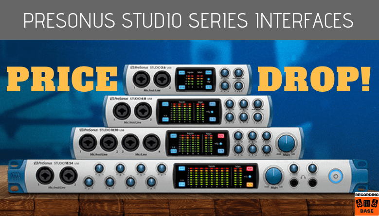 presonus studio series