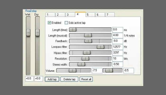 readelay plugin