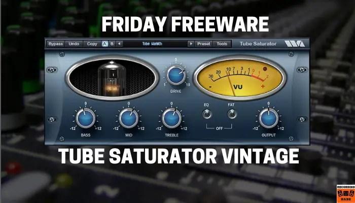 tube saturator vintage