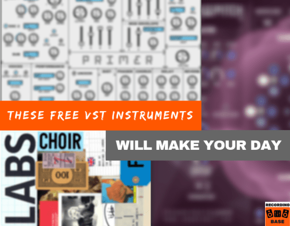 vst instruments for free