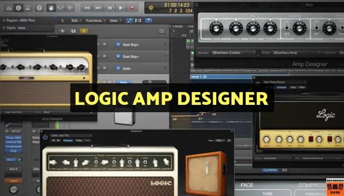 Logic Amp Designer