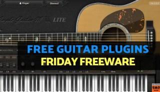 free guitar plugins friday freeware
