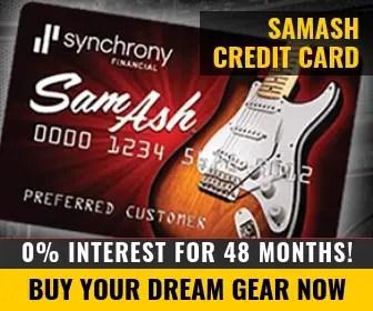 samash credit card