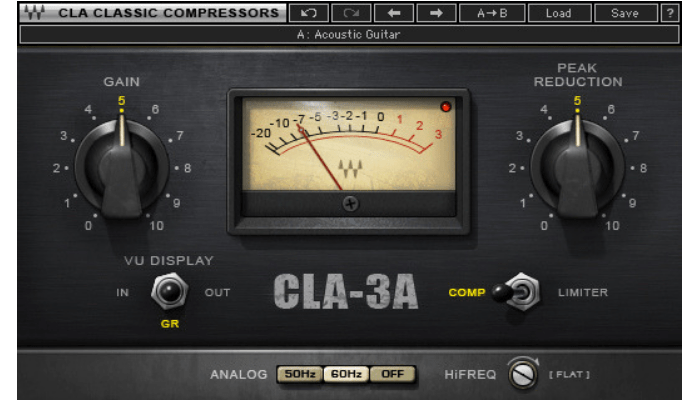 Waves Audio CLA-3A