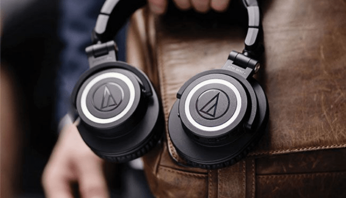 audio technica wireless headphone