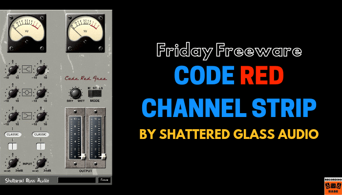 code red channel strip plugin