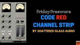 code red channel strip plugin