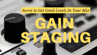 gain staging technique