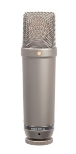 large diaphragm condenser mics