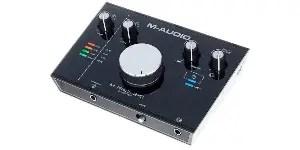 M audio interfaces