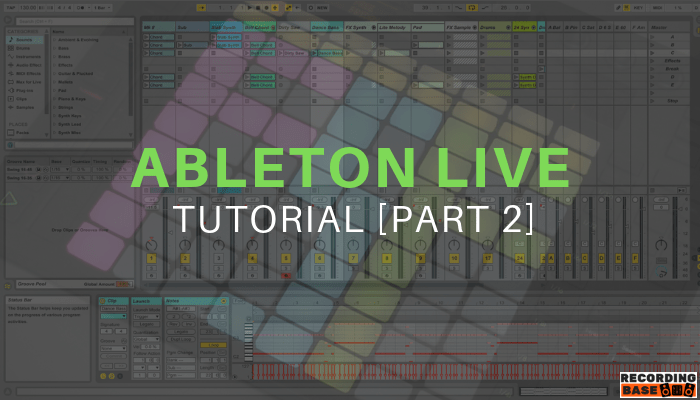 Working With Ableton Clips