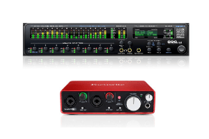 audio interface form factor
