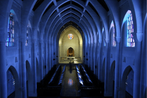cathedral acoustic treatment