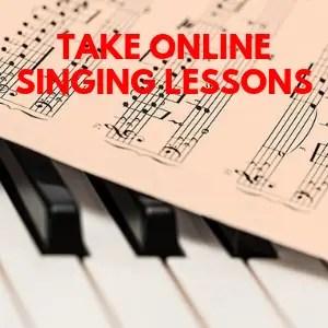 Take Online Singing Lessons