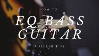 eq bass guitar