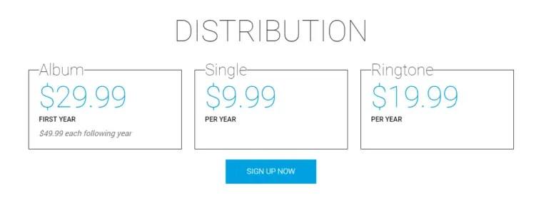 tunecore music distribution