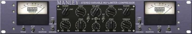manely variable Mu mix compressor
