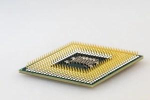 cpu vs processor