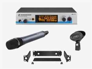 Sennheiser EW 500-965 wireless handheld mic